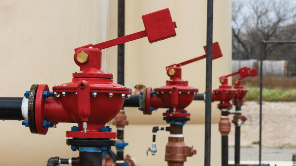 Control Valves for Two-Phase Separation