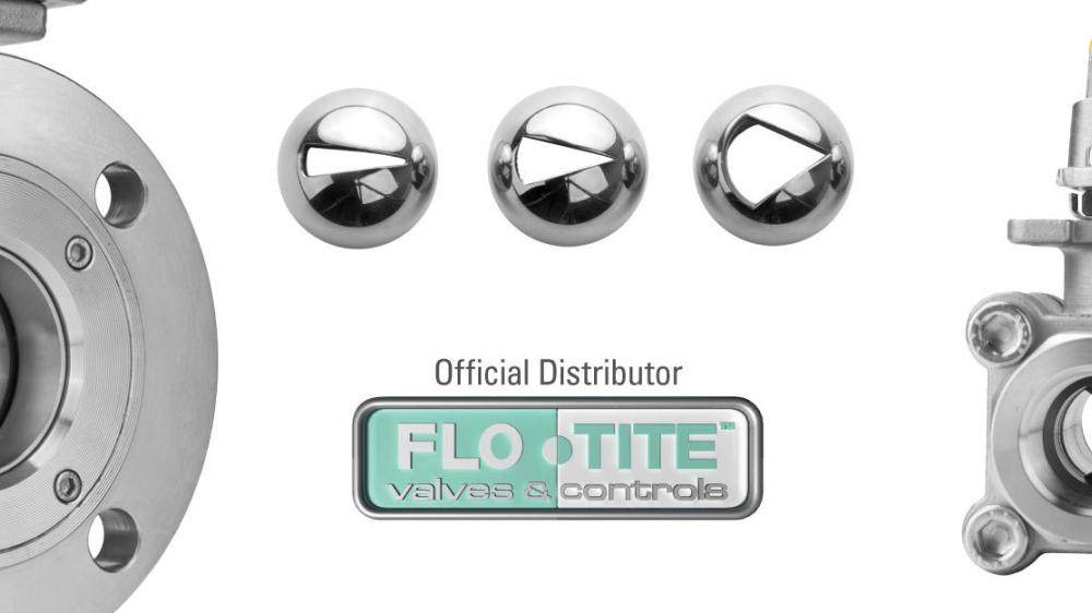 Introducing Flo-Tite Ball Valves and Rotary Control Valves