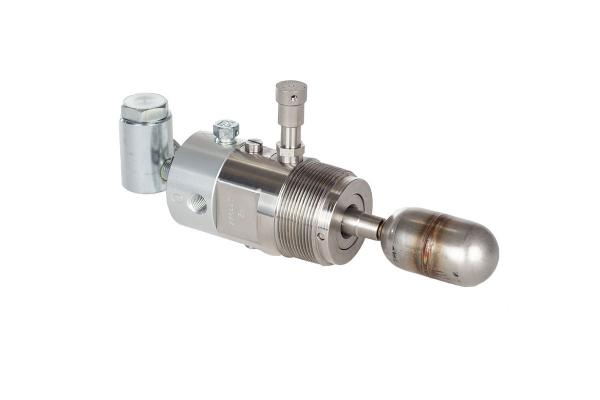 Pneumatic Level Switch
