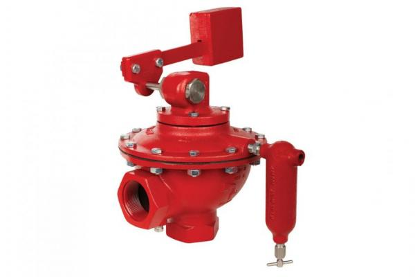 Weight Operated Dump Valves