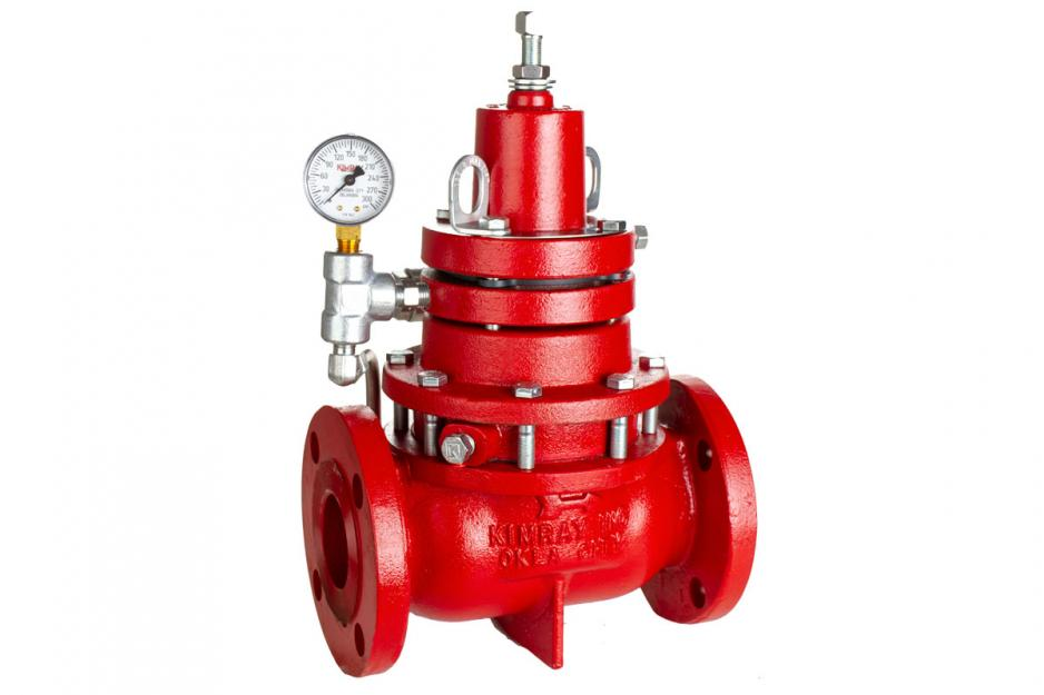 Liquid Back Pressure Regulator
